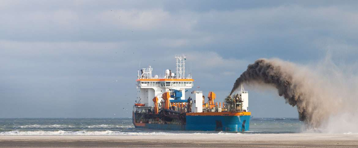 EagleBurgmann - Dredging - Advantages