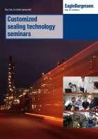 Leaflet Customized sealing technology seminars